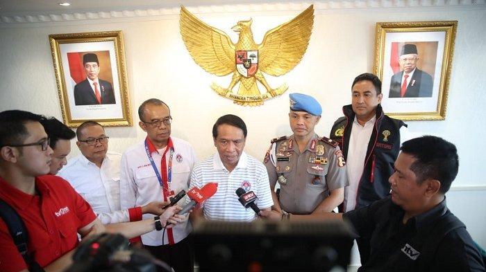 Menpora Minta Satgas Anti Mafia Bola Terus Bersihkan Sepakbola Indonesia
