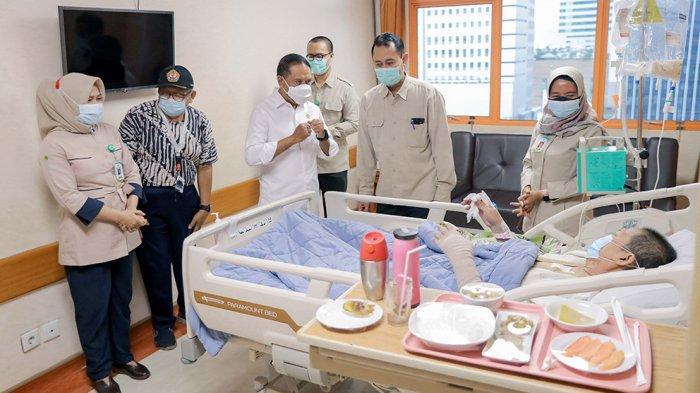 Menpora Zainudin Amali Pastikan Pemerintah Tanggung Semua Biaya Pengobatan Verawaty Fajrin