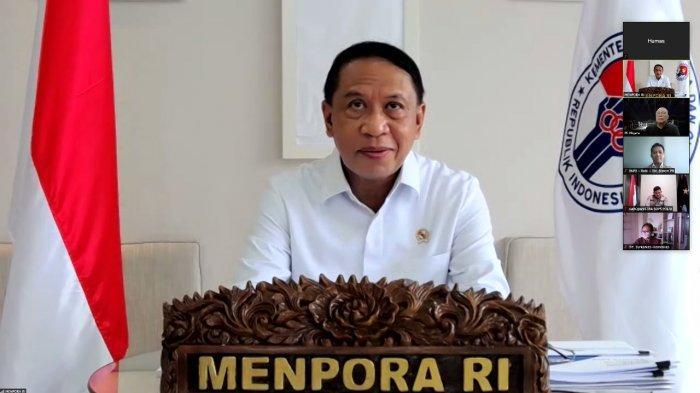Menpora Zainudin Amali Pastikan PON Papua Akan Ditutup Wakil Presiden Ma'ruf Amin