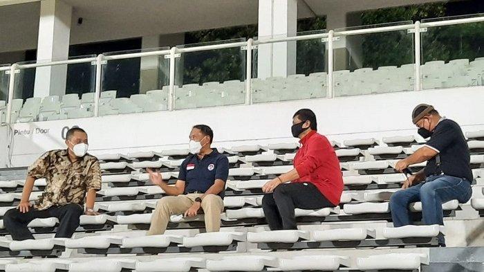Menpora Zainudin Amali Berharap Pelatih Timnas Indonesia Shin Tae-yong Bisa Tetap Jaga Kesehatannya