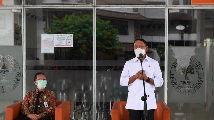 Menpora Zainudin Amali Larang Keras Atlet Indonesia Menggunakan Doping