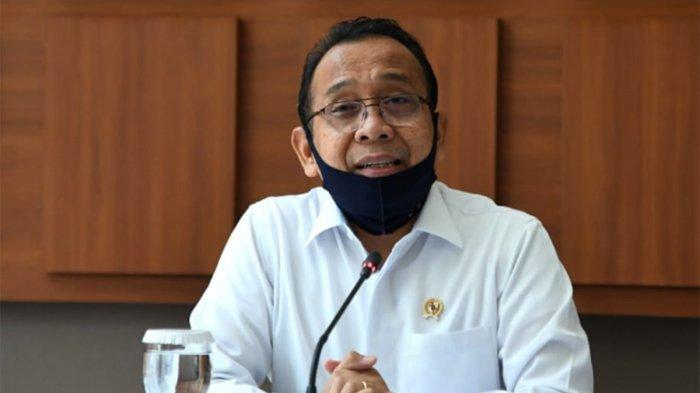 BREAKING NEWS: Mensesneg Pratikno Tegaskan Tidak Ada Reshuffle Kabinet Rabu Besok