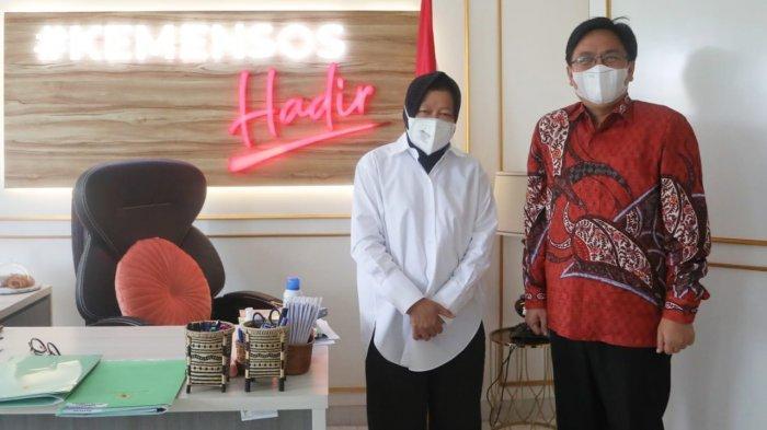Burhanuddin Muhtadi Sebut Mensos Risma Sosok Visioner Menjawab Tantangan Digital
