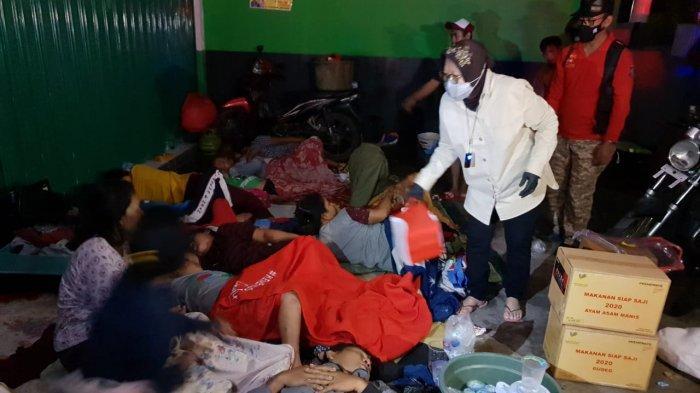 Kementerian Sosial Distribusikan Bantuan Logistik Korban Banjir Pebayuran Kabupaten Bekasi
