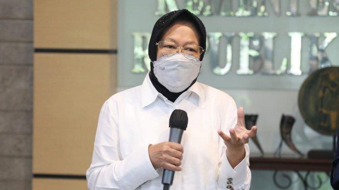 Sidak Pembagian BST di Tangerang, Mensos Risma Terkejut Ada Penerima Bansos Dimintai Uang Kresek