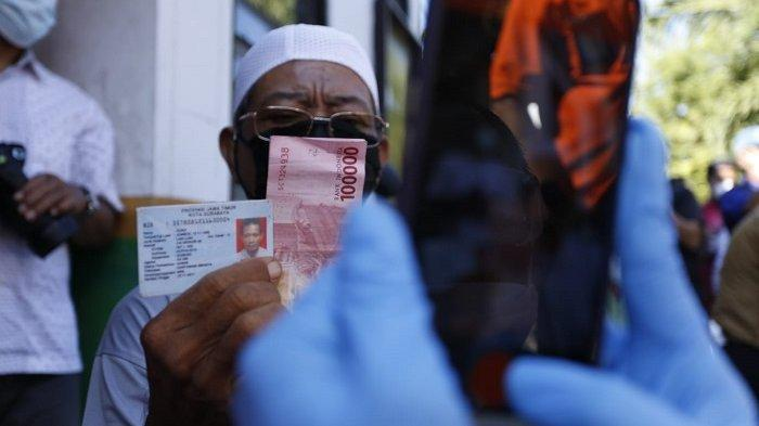 Miris! Warga Curug Cimanggis Depok Mengeluh, Terima BST Rp 600 Ribu Dipotong Rp 200 Ribu per KK