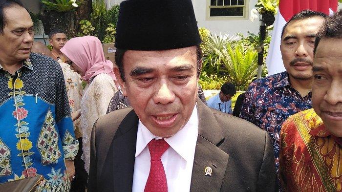 Fachrul Razi Duga Jokowi Pilih Dia Jadi Menteri Agama karena Alasan Ini