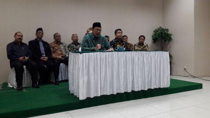 Ruang Kerja Menteri Agama Disegel KPK Terkait Romahurmuziy, Lukman Hakim Saifuddin Ogah Komentari