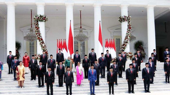 Di Rapat Kabinet Perdana, Jokowi Ungkap Pernah Ada Menteri Menolak Hadiri Rapat Menko
