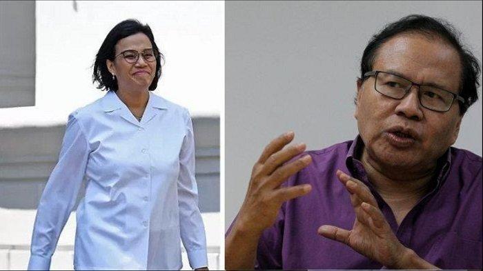 Sindiran Pedas Rizal Ramli Soal Utang Negara, Sebut Sri Mulyani SPG Bank Dunia: Ekonomi Makin Hancur