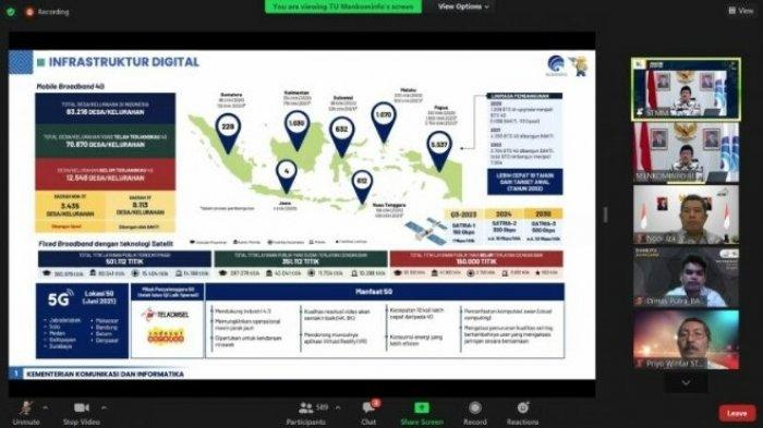 STMM Yogyakarta Jadi Kampus Digital, Menkominfo: Siapkan SDM Bertalenta Digital