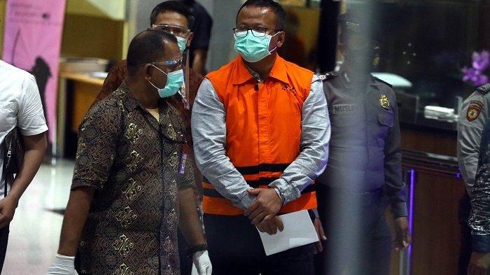 KRONOLOGI KPK Ciduk Menteri KP Edhy Prabowo, 6 Orang Lainnya Juga Jadi Tersangka