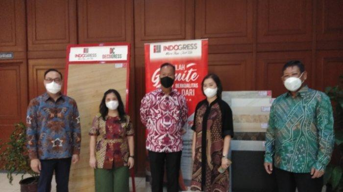 Perkuat Industri Keramik dalam Negeri, Kemenperin Fasilitasi Kerja Sama ASAKI dan REI