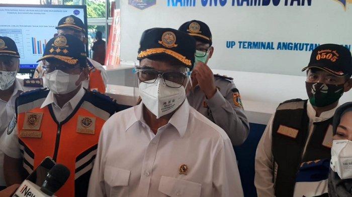 Budi Karya Sumadi Senang Melihat Animo Masyarakat Terkait Penggunaan GeNose C19 di Angkutan Udara