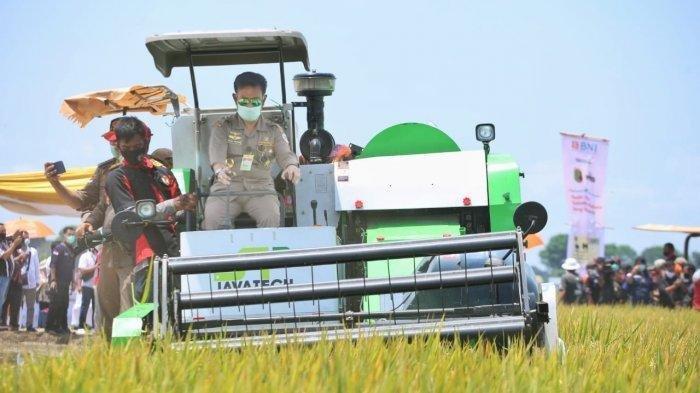 Sektor Pertanian Tumbuh Tinggi di Tengah Pandemi, Mentan Syahrul Beri Penghargaan 6 Gubernur