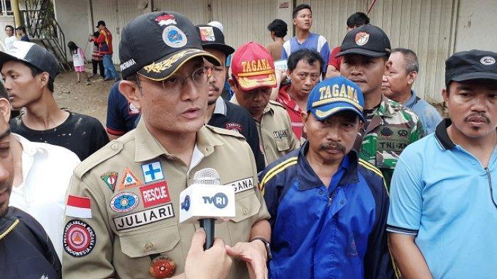 Menteri Sosial Juliari Batubara: Yang Ditangkap KPK Pejabat Eselon 3