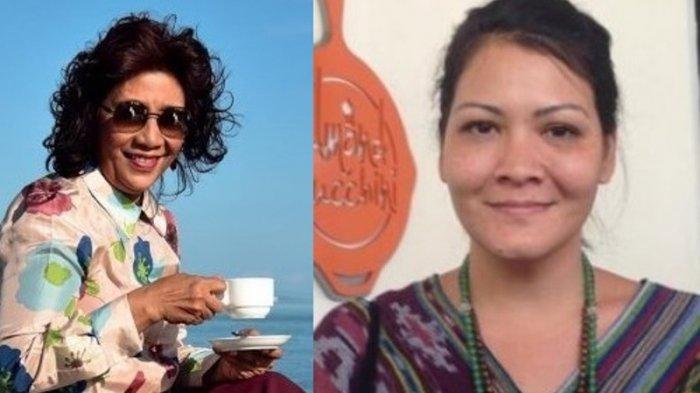 Melanie Subono Posting Foto Hiu Dibantai, Lalu Tanyakan Hal Menohok ke Menteri Susi Pudjiastuti