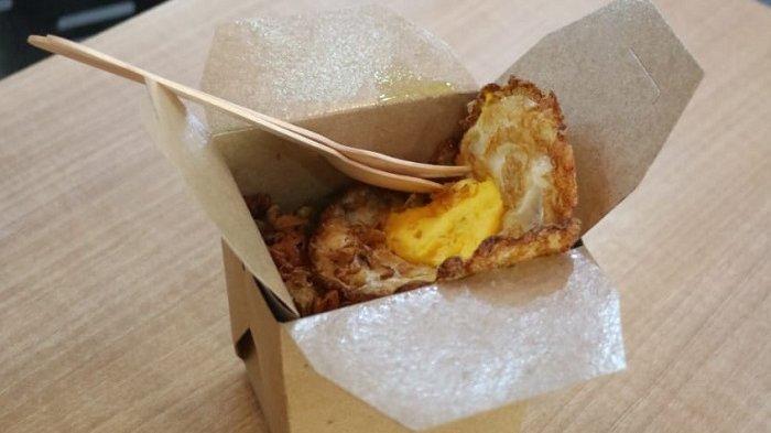 Menu makanan Nasi Ayam Rasa Tambah di kedai Kopi Kita Satu