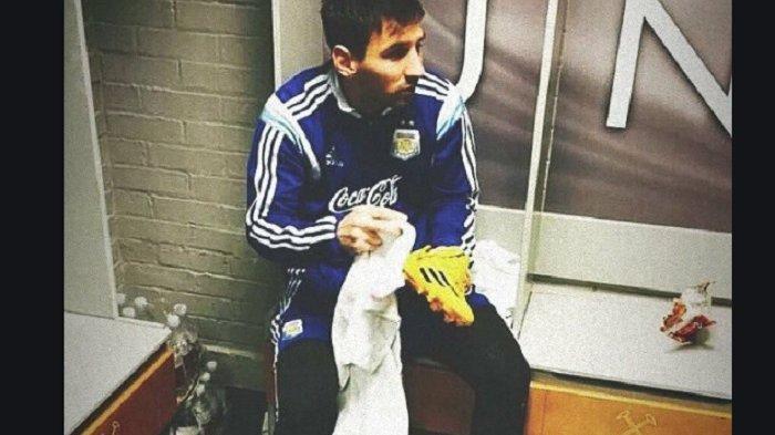 Terungkap Sosok Guru yang Menurunkan Ilmu pada Lionel Messi Hingga Jadi Terhebat adalah Kobe Bryant