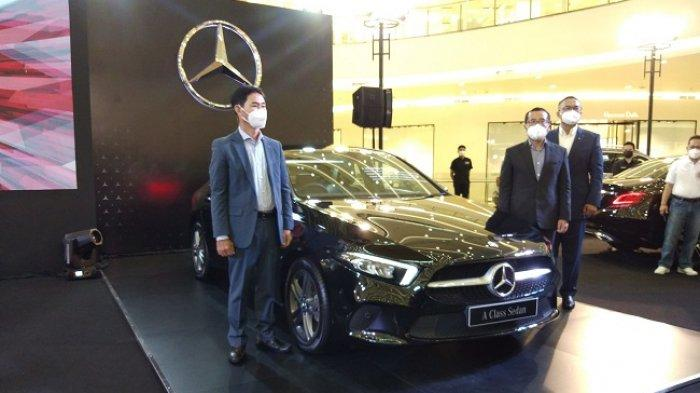 Dirakit di Indonesia, Ini Keistimewaan Mercedes-Benz A 200 Sedan Progressive Line
