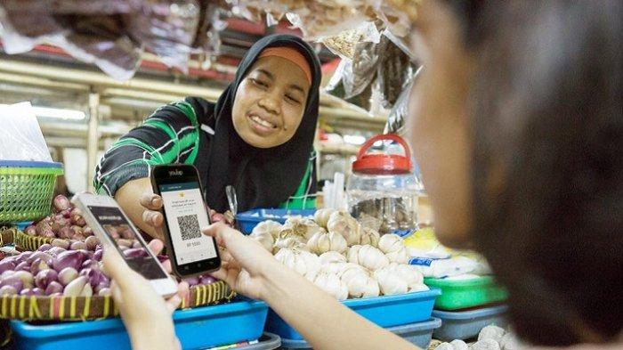 ILUSTRASI Merchant UMKM Youtap Indonesia.