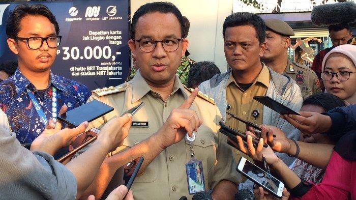 Bekasi dan Depok Ingin Masuk Jakarta, Anies Baswedan: Kenapa pada Ingin Gabung Ya?