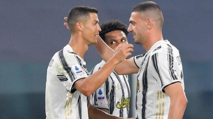 Ronaldo Masih Bertaji di Usia 35 Tahun, Lesakkan 2 Gol ke Gawang Cagliari Bawa Juventus Menang 2-0