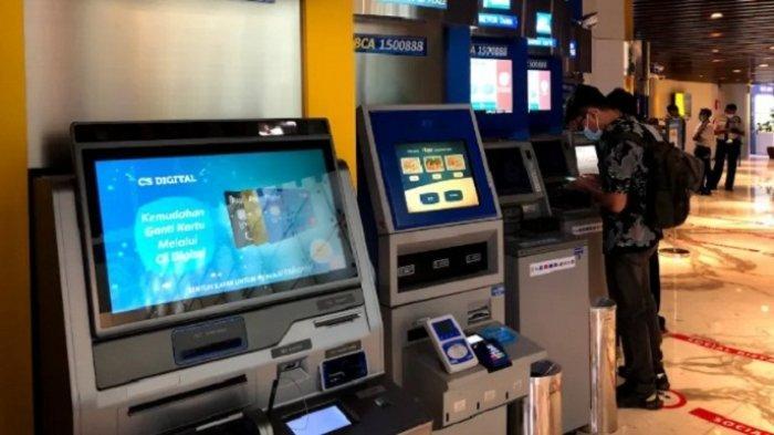 Mesin CS Digital BCA dan Halo BCA Tanpa Pulsa, Nasabah Bank BCA Kini Tak Perlu Repot dan Panik Lagi