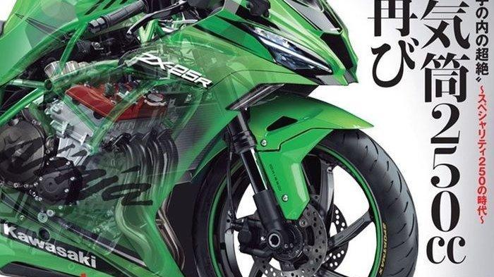 TERUNGKAP! Kisaran Harga Motor Kawasaki Ninja 250 Bermesin 4 Silinder