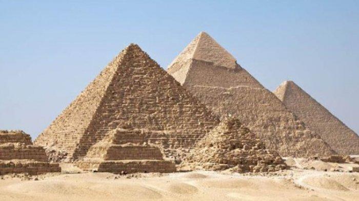 Manfaat Astronomi Ungkap Rahasia Piramida Mesir Kuno yang Penuh Misteri