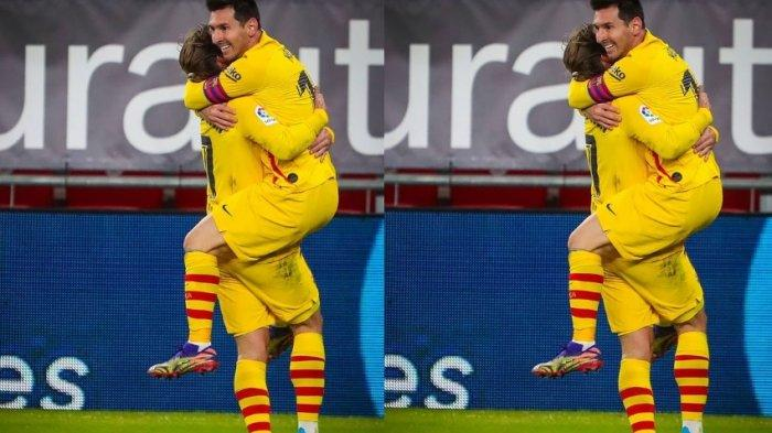 Starting XI dan Livescore Athletico Club vs Barcelona, Koeman Turunkan Duet Messi dan Griezmann