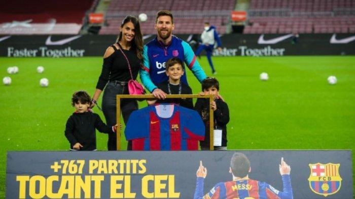 Messi Ternyata Sempat Waswas Dapat Kartu Kuning Hingga Tak Bisa Tampil di El Clasico, Begini Katanya