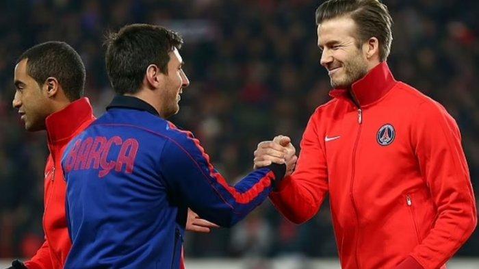 Ternyata Messi Akan Menjajal Karier di Klub Milik Beckham, Tapi Setelah 2 Tahun Lagi di Barcelona