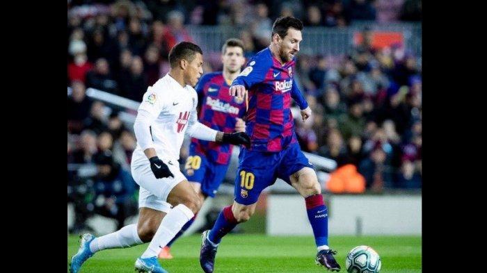 Kalahkan Granada 1-0 Lewat Gol Messi, Barcelona Kembali Kudeta Real Madrid di Puncak Klasemen