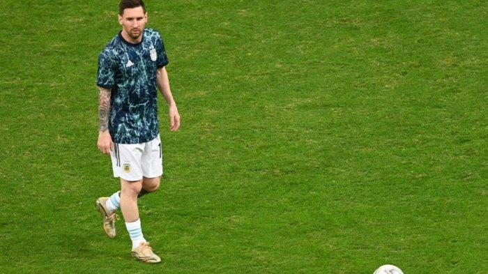 Megabintang Timnas Argentina Lionel Messi Nyaris Jadi Korban Teror Bom Saat akan Berlibur ke Miami