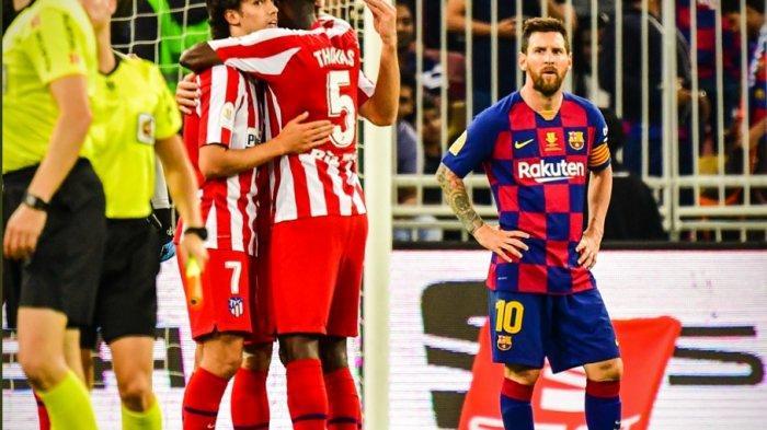 Jadwal Liga Spanyol, Balas Dendam Barcelona dan Debut Pelatih Anyar El Barca, Quieque Setien