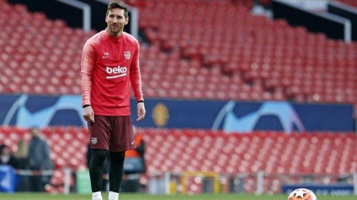 Lionel Messi Dipastikan Tak Bisa Tampil Saat Barcelona Lawan Valencia Sabtu Ini