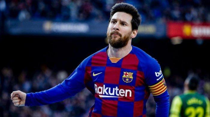 Lionel Messi Diajak Tinggalkan La Liga Spanyol