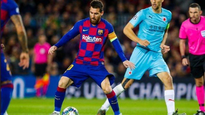 Megabintang Barcelona, Lionel Messi, Bakal Meniru Legenda Brasil, Pele