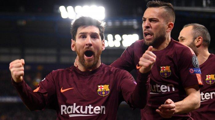Lionel Messi Adalah Bos Favorit Anak-anak Spanyol