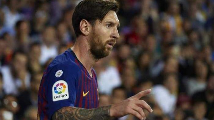 Lionel Messi Kesepian di El Classico