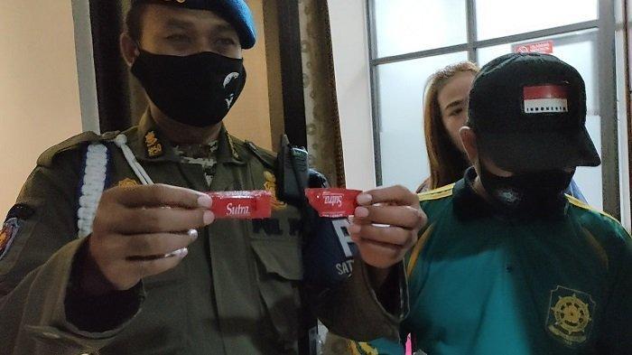 Belasan Pasangan Mesum Diangkut Satpol PP Kota Tangsel dari Hotel Kawasan BSD dan Serpong