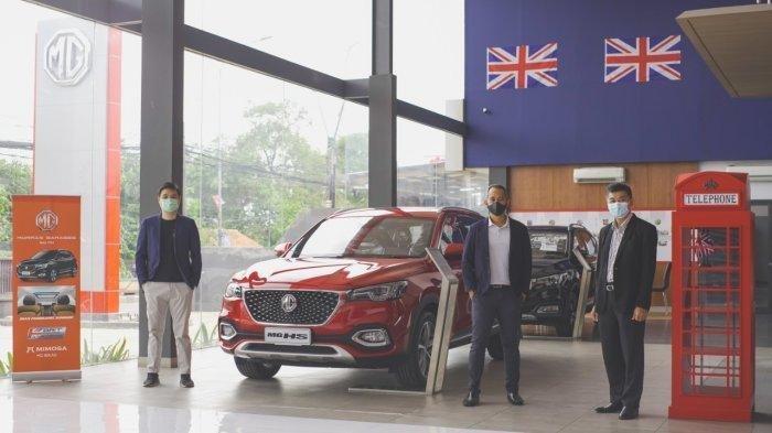 MG Motor Indonesia Bakal Kenalkan Mobil Listrik dalam Waktu Dekat, Kisaran Harga Rp400 Jutaan
