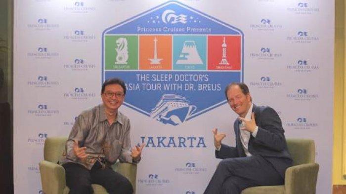 Survei Membuktikan, Kondisi Stres Sering Menghalangi Orang Indonesia Tidur Pulas Ketika Liburan