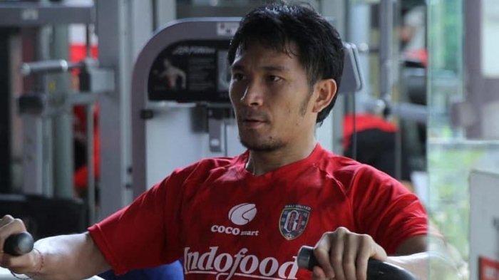 Bek Bali United Michael Orah Berdoa agar Kompetisi Tahun Ini Bisa Digelar