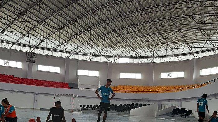 Miftah Anwar Sani resmi bergabung dengan Persita Tangerang.