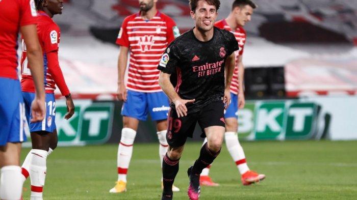 Hasil Lengkap dan Klasemen Terbaru Liga Spanyol, Gebuk Granada 4-1, Real Madrid Jaga Peluang Juara