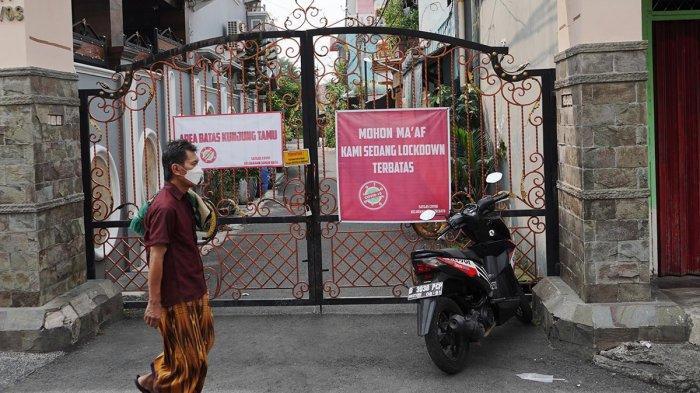 SIMAK, Berikut Ini 82 RW di Jakarta yang Masih Berstatus Zona Merah Covid-19