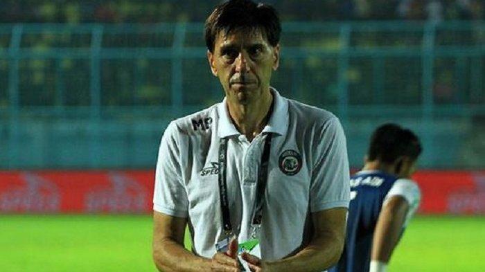 Ucapan Terima Kasih Milan Petrovic Sebelum Tinggalkan Arema FC
