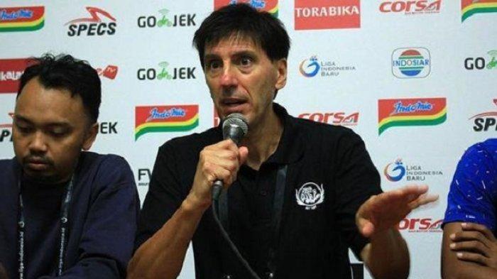 Milan Petrovic Tidak Ingin Merasa Kasihan pada Sriwijaya FC